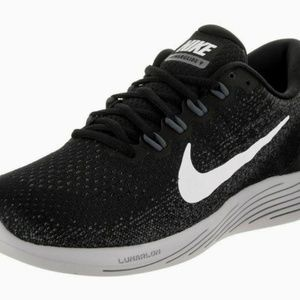 NEW! Women's Nike LunarGlide 9 Black Running Shoes